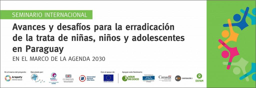 CALCO - Seminario Erradicación de la Trata PY
